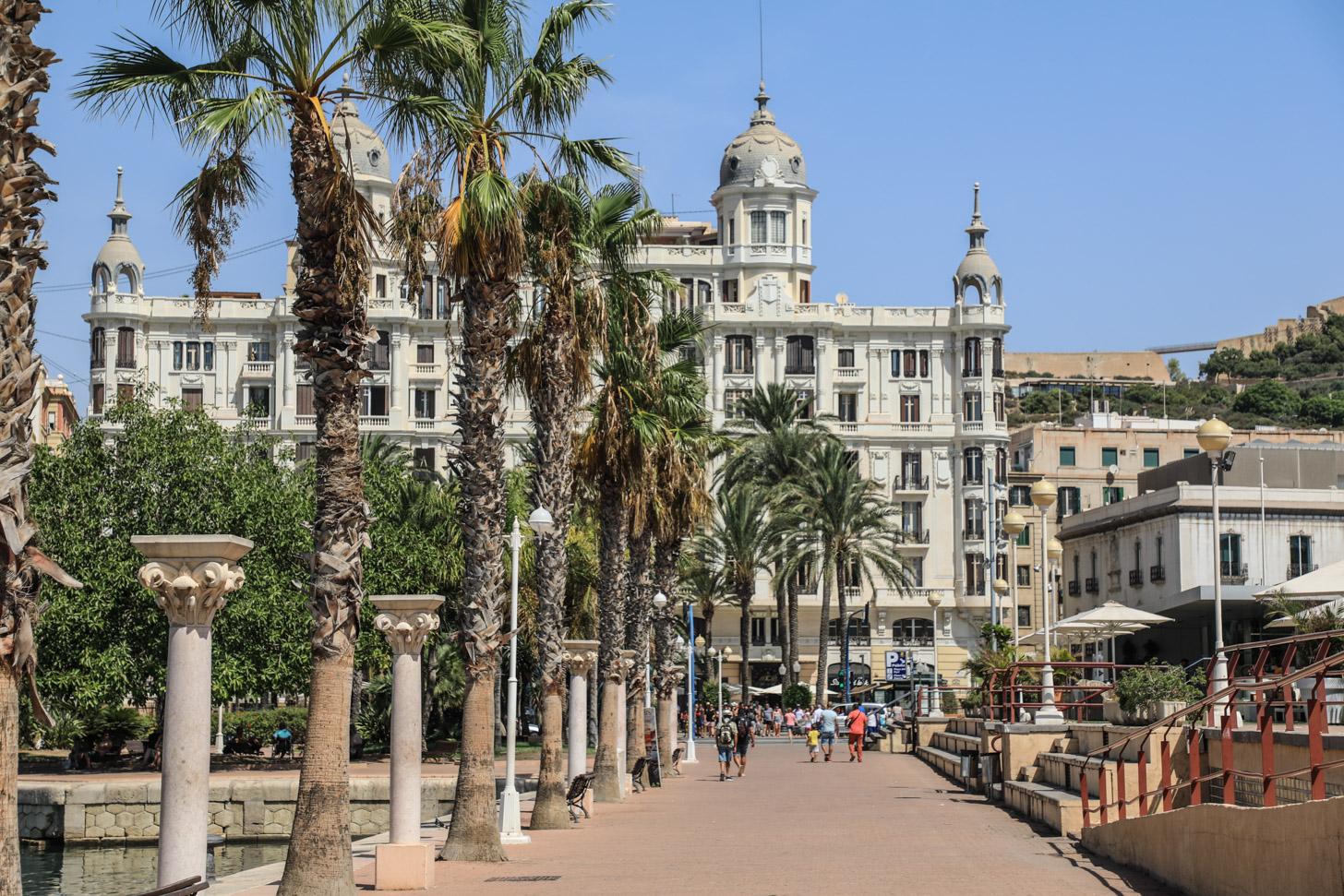 Alicante bezoeken