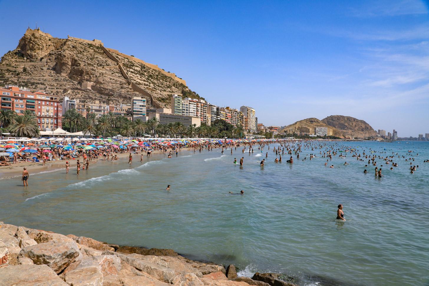 Vakantie naar Alicante