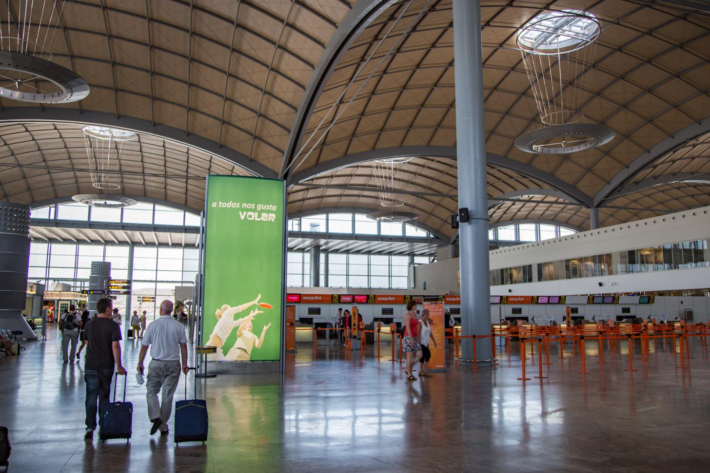 Luchthaven Alicante-Elche
